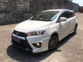 Toyota Yaris 1.5 TRD sportivo 2015 AT