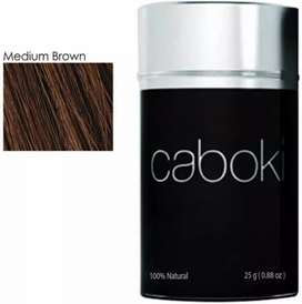 Caboki Hair Fiber in Pakistan is a breakthrough product for hair loss