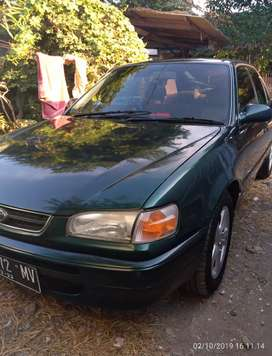 Toyota All New Corolla 1996