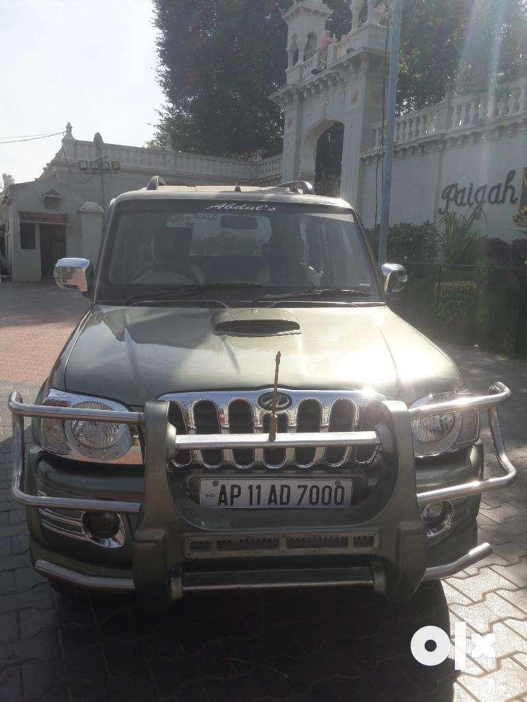 Mahindra Scorpio SLE 2.6 CRDe, 2008, Diesel 0