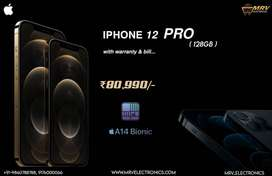 APPLE iPhone 12 Pro All colour with warranty & bill available