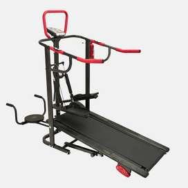 Treadmill Manual 5 Fungsi Diskon Termurah Fitness Olahraga