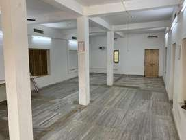 space for rent (offices, godown)