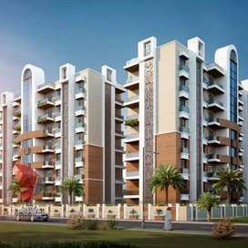 URGENT SALE 2BHK FLAT NEAR PEOPLES MALL AYODHYA BYPASS ROAD