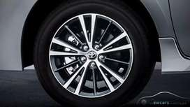 Toyota Grande Alloy wheels / Rim