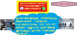 Best Payroll, Income Tax, Gst Filing From Tally, Practical CLASS