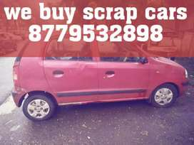 Old scrap cars buyer