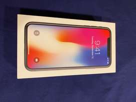 Iphone X 64 GB Space Grey