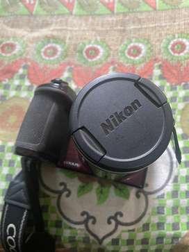 Nikon semi DSLR