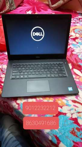 New dell i3 laptop 7gen stylish look low price