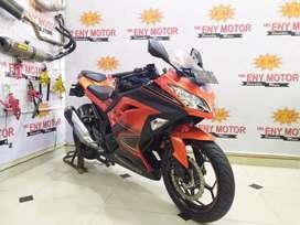Gaspoll !! Kawasaki Ninja 250 FI type ABS SE Th 2014 siap gaaas