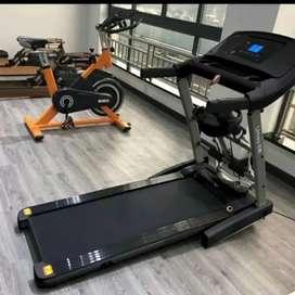 Treadmill Motorized Aires i8 import