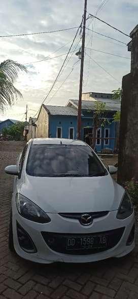 Mazda 2 2012 matik