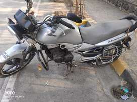Hond unicorn 2008 model in good condition 3rd hand