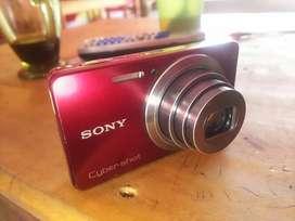 SONY W690 steady shot HD G lens