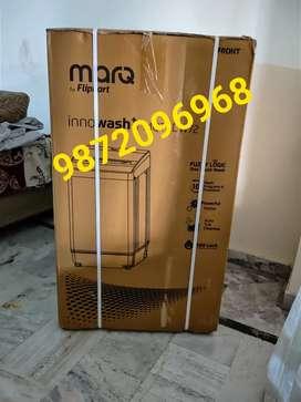MarQ 7.2kg Fully Automatic Washing Machine Sealed Box. Installation