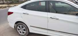 Good condition verna car