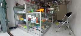 Cari tenaga instalasi dan jaga toko