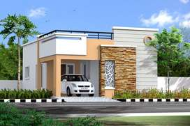 900Sqft villas near ottapalam