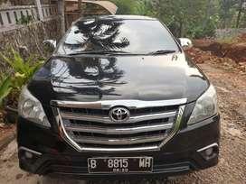 Istimewa Toyota innova 2005 AT upgrade 2015