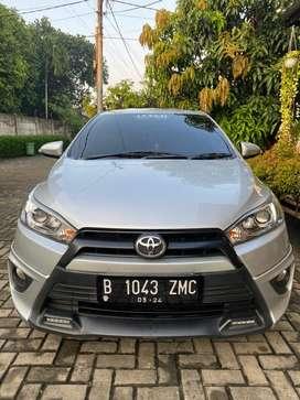 Toyota Yaris TRD Sportivo Pemakaian Pribadi