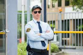 Wanted security guard