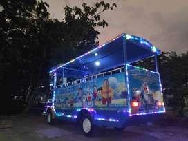kereta mini wisata odong odong pancingan elektrik kekinian