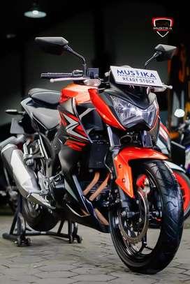 Kawasaki Z250/Z 250 pmk 2015, Termurah-Warna Favorit, Mustika Motoshop