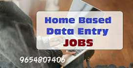 Work part time @home based earning