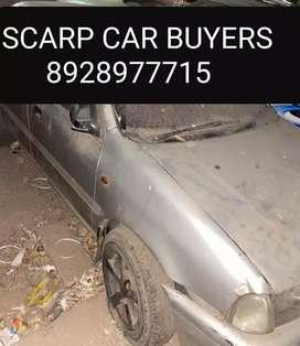 Shilll/ junk DAMAGE cars SCRAP CARS BUYER'S