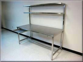 Stainless Steel Tables | Workstations for Meat & Food Processing