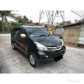 Avanza g 2012 manual,mobil terawat !!