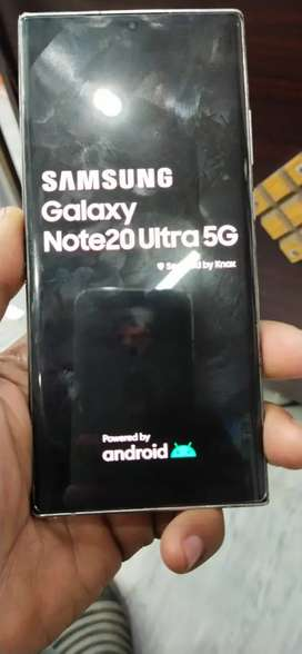 Samsung Galaxy Note 20 Ultra 5G. PTA APPROVED