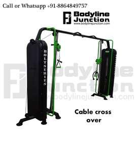 Welcome to BODYLINE JUNCTION, A Gym Equipment Manufacturer, Meerut (U