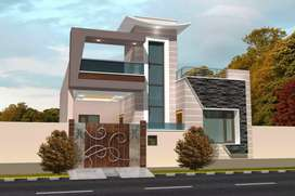 A newly build home for sale in prime location