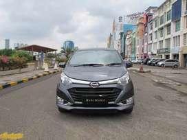 Daihatsu Sigra R Metik Tahun 2016 Tdp Ringan 17Jt Termurah