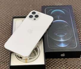 iPhone 12 pro 128gb Dual Sim on garansi aktif