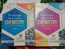 Pradeep's Chemistry for Class 12