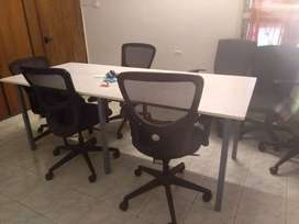 The office furnitureS