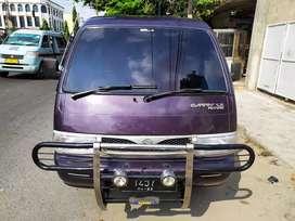Suzuki Carry Realvan Dx 1997