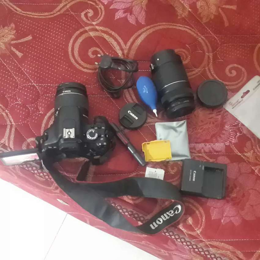 Canon 600D Like New 0