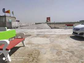 Plots For  farm House In lucknow On Kisanpath Highway
