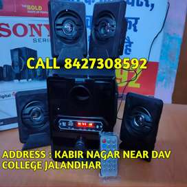 Home theater Rs 1100 only
