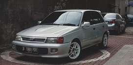 Toyota Starlet turbo look 1.3 SEG top condition original