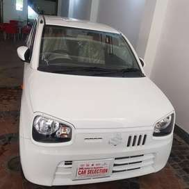 Suzuki Alto VXL 25% Down payment Bank Leased