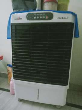 Kenstar air cooler with remote facility