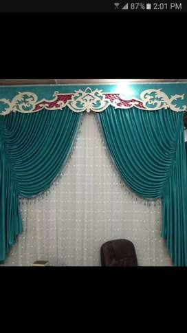Unique Curtains Making n Blinds