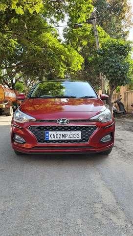 Hyundai Elite i20 Sportz Plus Dual Tone, 2019, Petrol