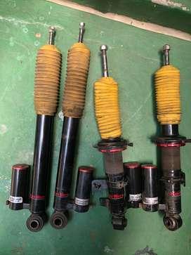 Shock hot bits DT1 innova diesel reborn