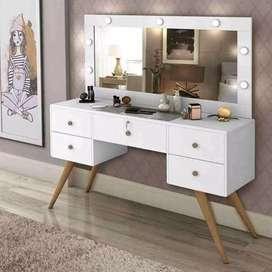 Meja retro consult minimalis kayu pilihan pengiriman dari jepara